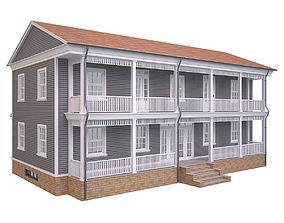 3D asset House 4