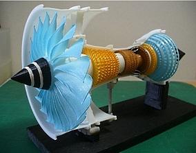 science 3d printed jet engine 3Spool