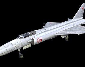 3D asset Lavochkin La-250 Anakonda