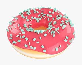3D model Donut 01