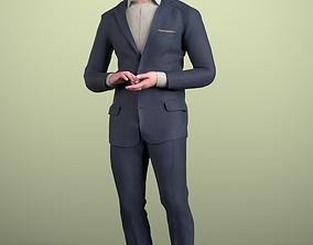 3D asset Andrew 20214-06 - Animated Walking Man