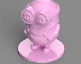 Bob the minion figure 3D print model