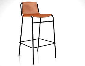 3D design September bar stool ox Denmarq