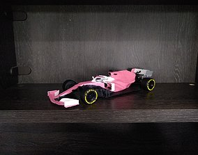 MERCEDES - RACING POINT F1 CAR 3D PRINTABLE f1
