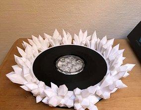 Hookah LED Board Crystal Design 3D print model