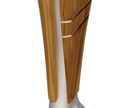 3D print model Wonder Woman Golden Eagle Armor Legs for