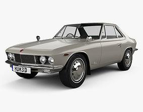 3D model Nissan Silvia 1965