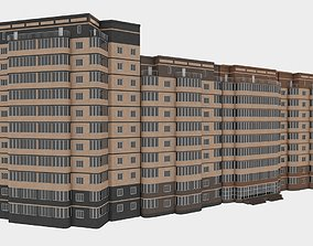 3D model Residential Building Constructor Pack