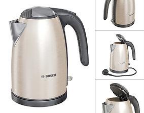 3D model Teapot Bosch TWK7808