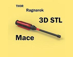 3D thor mace