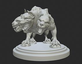 3D print model Cerberus - Fan Art
