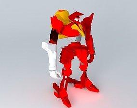 guren mk2 3D model