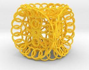 3D printable model Dice art