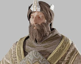 3D asset Mana Armorset