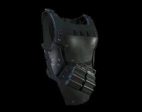 3D model Body armor