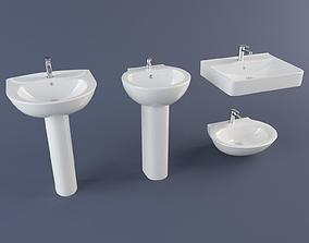 3D model Sink Pack