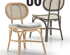 3D model Marte Bistro Chair