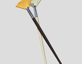 3D asset Paint Brush 5