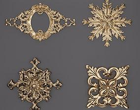 3D model Trim Ornament 39