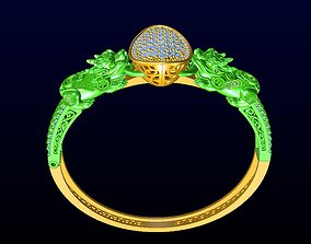 precious 3D printable model DIAMOND JEWELLERY