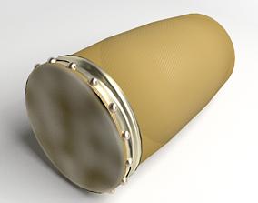 3D Beduk Drum