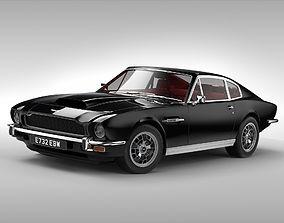 Aston Martin V8 1976 3D