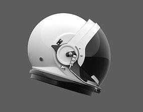 Helmet of Orion Astronaut Suit 3D model