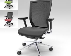sidiz Techo Sidiz Chair Blender Cycles 3D model