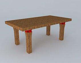 Table tall 3D