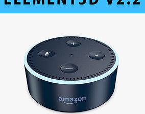 E3D - Amazon Echo Dot 2nd Generation