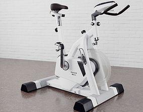 Gym equipment 23 am169 3D model