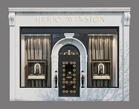 Harry Winston Jewelry 3D