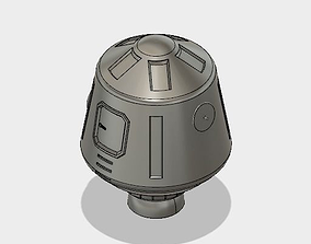 3D print model Small Landing Spacecraft