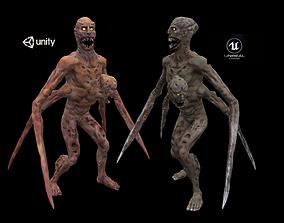 3D model Human Mutant 2