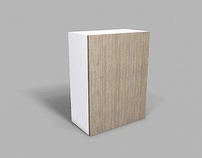 3D asset Kitchen Upper Cabinet 60 cm