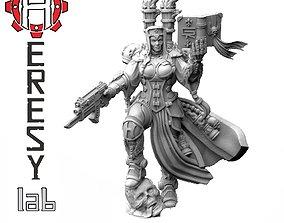 3D printable model Heresylab - Sister Esperanza