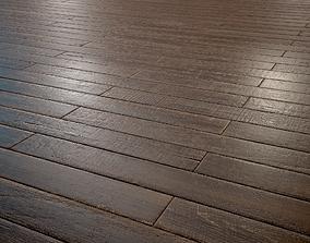 3D model Old brickbond Parquet - PBR textures