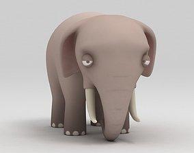 mammal 3D Elephant