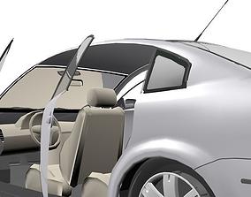 Stranded Car 3D