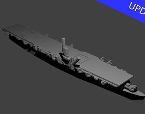 US Independence Class Aircraft Carrier 3D print model