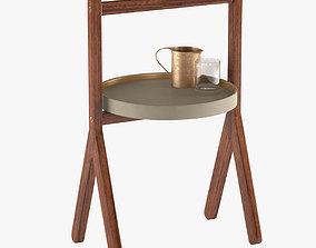 3D model Poltrona Frau Side Table