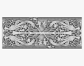 3D model Celtic Ornament architectural