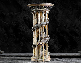 Aeon Columns 3D printable model