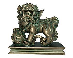 Lion Hydrangea 3D printable model