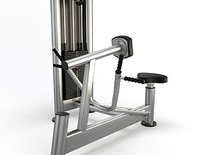 3D Gym Rowing Machine