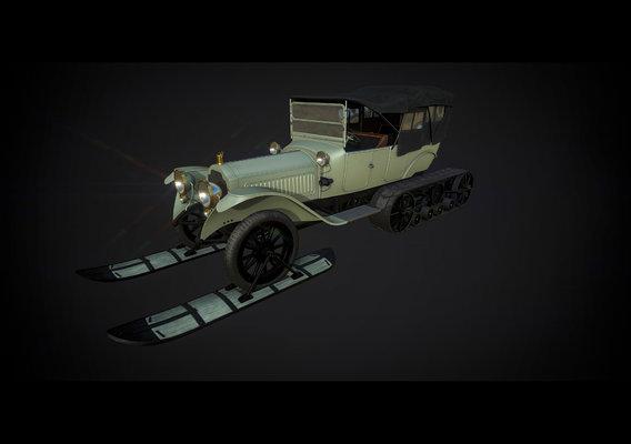 Packard Six 3-38 autosani