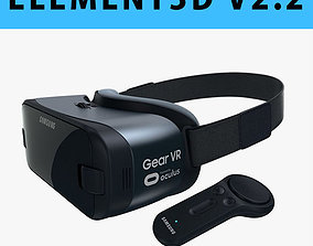 E3D - Samsung Gear VR Controller For Galaxy Note 8