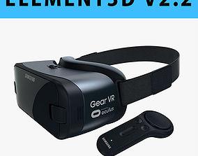 E3D - Samsung Gear VR Controller For Galaxy Note 8