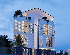 3D Sustainable home design