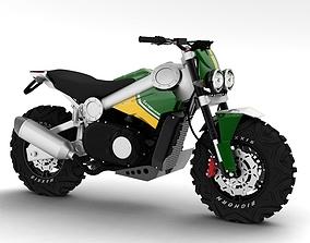 3D model Caterham Brutus 750 2014